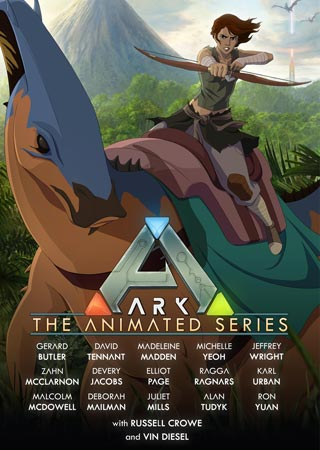 Ark; The Animated Series Poster