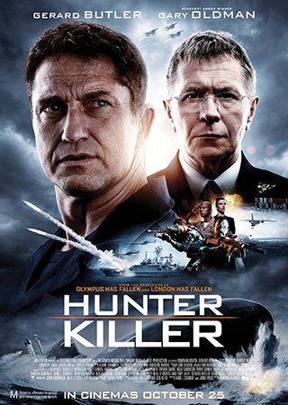Hunter Killer Movie Poster