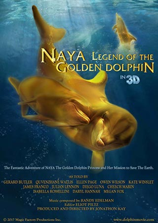Naya Legend of the Golden Dolphin (2022)
