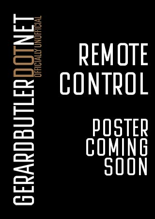 Coming Soon Poster - Remote Control